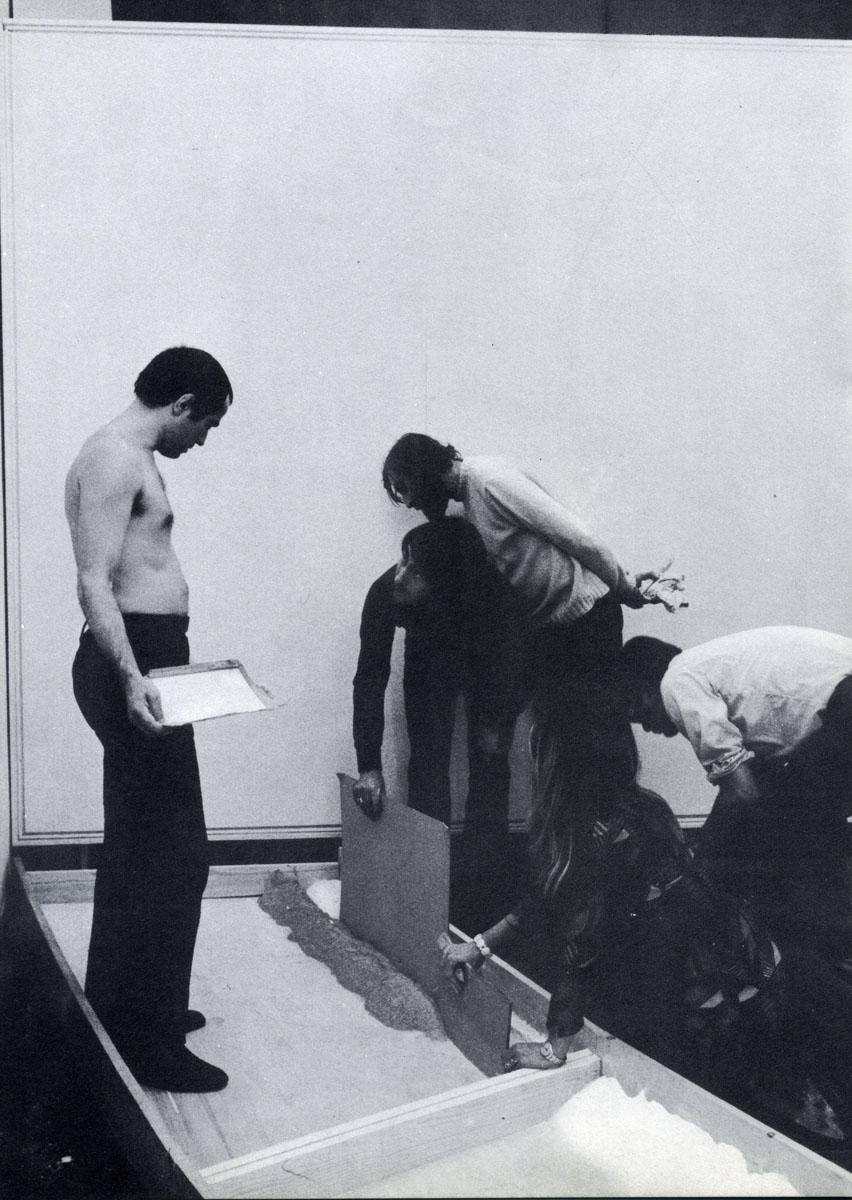 ceroli -1970-catalogo - Galleria de foscherari  77009.jpg