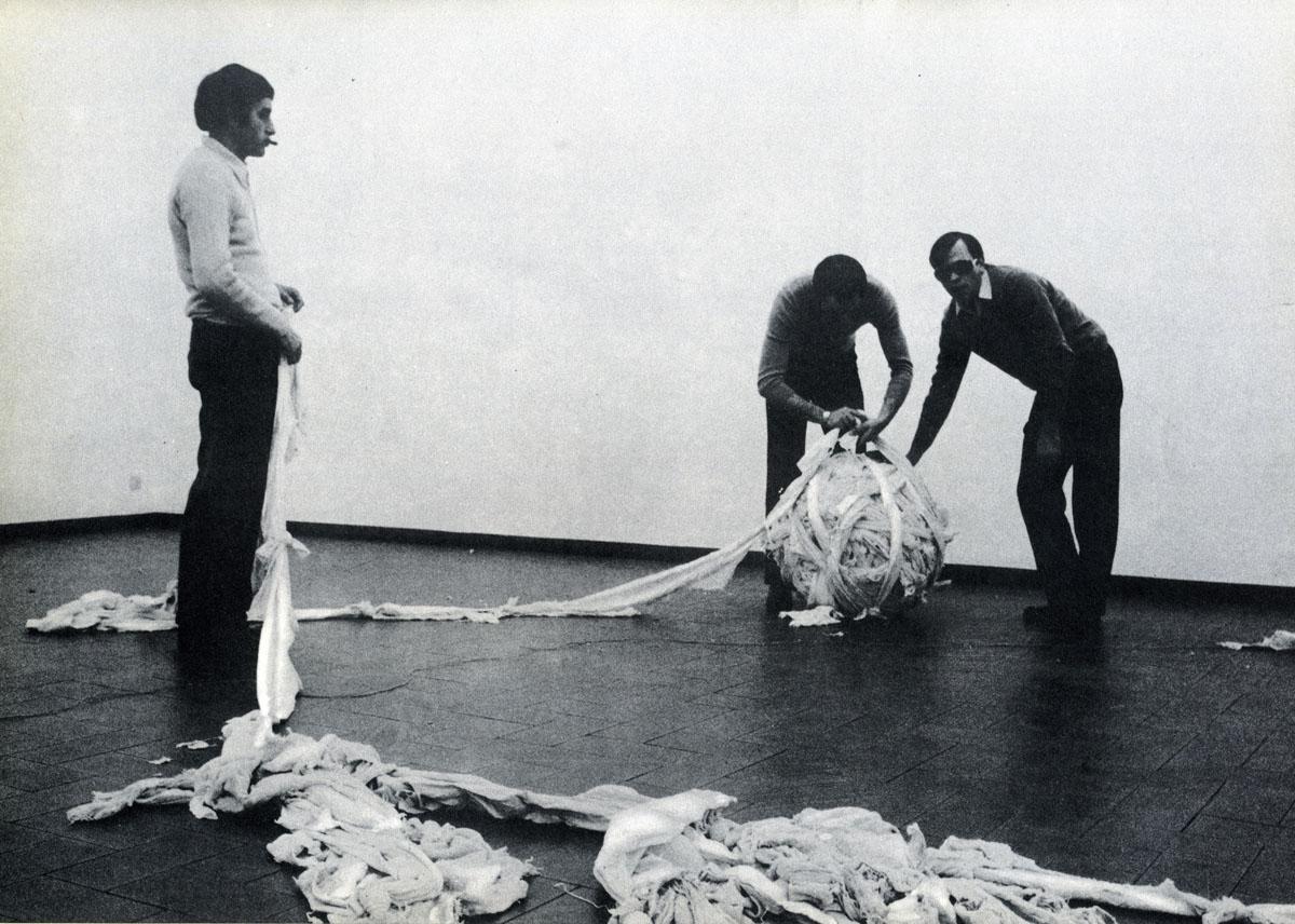 ceroli -1970-catalogo -Galleria de foscherari  77006.jpg
