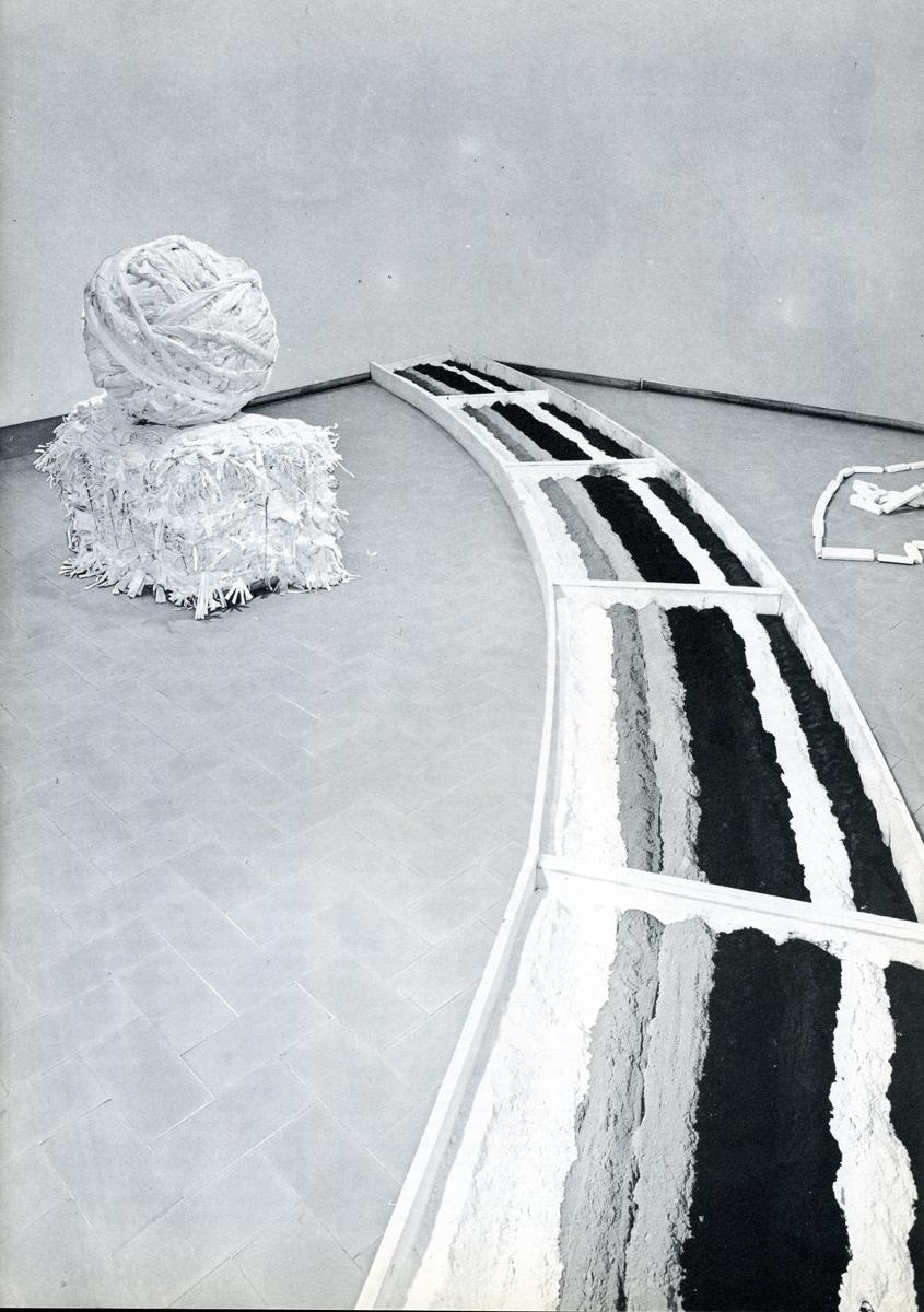 ceroli -1970-catalogo - Galleria de foscherari  77013.jpg