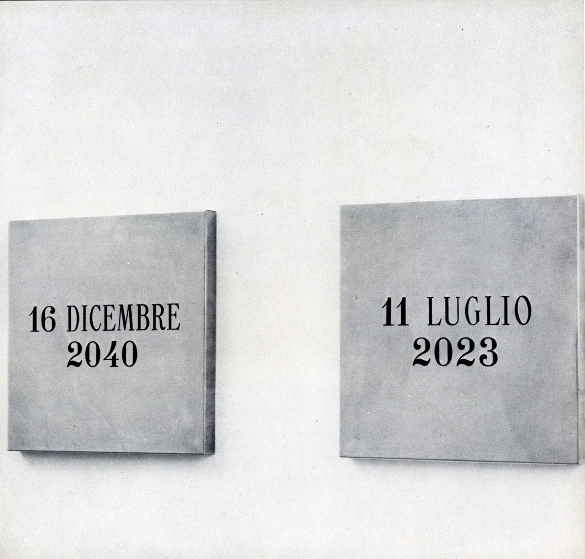 Galleria de foscherari mostra eros ghenos thanatos - boetti 1971.jpg