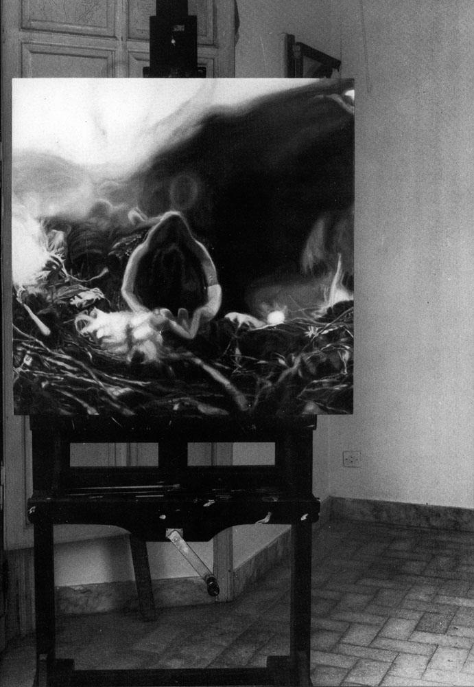 Claudio Cintoli Galleria de foscherari.jpg