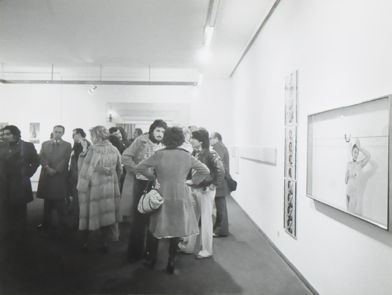 Galleria de foscherari mostra eros ghenos thanatos  pisani e  pascali .JPG