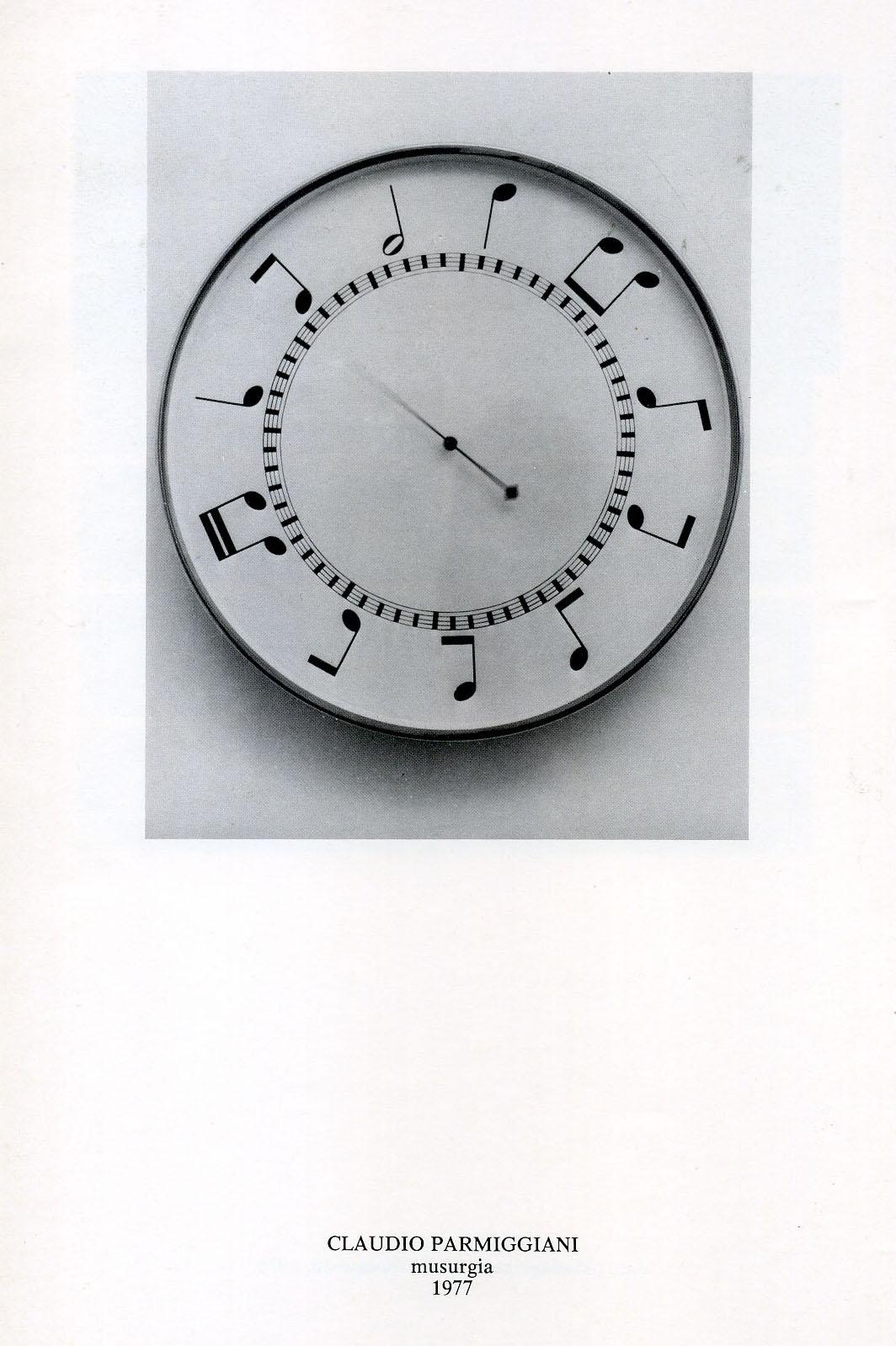 L e figure del tempo - Parmiggiani - Galleria de'Foscherari .jpg