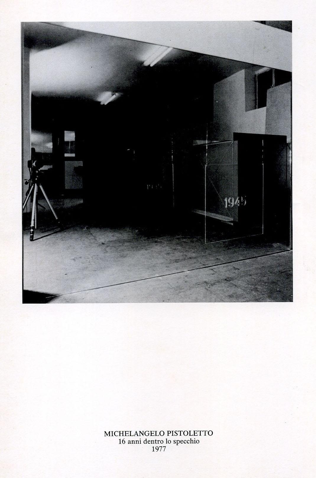 Le figure del tempo - Pistoletto -galleria de foscherari.jpg