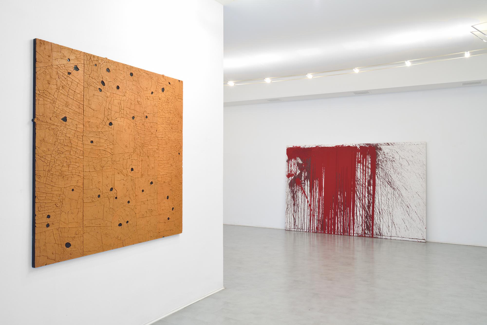 Galleria de foscherari Mainolfi Nitsch.jpg