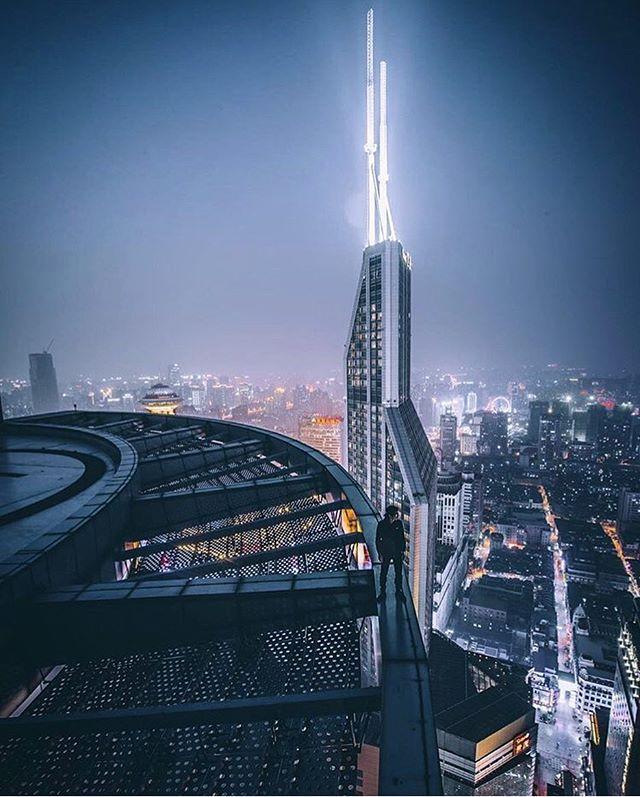 #Shanghai 📷@3dk129 🙌🏽