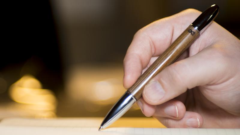 Model T - An updated take on the twist pen.