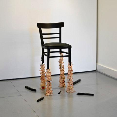 Bifurcation Chair, 2009