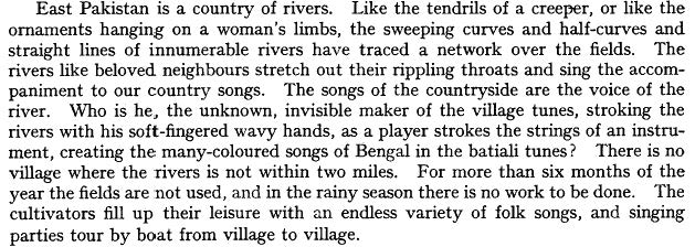 Jasimuddin,  Journal of the International Folk Music Council , Vol. 3, (1951), pp.41-44 - 1951