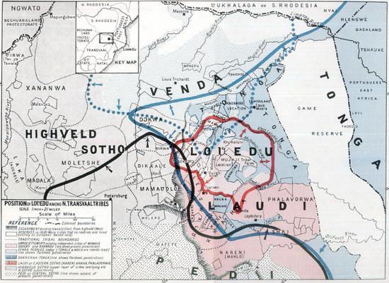 Lobedu territory