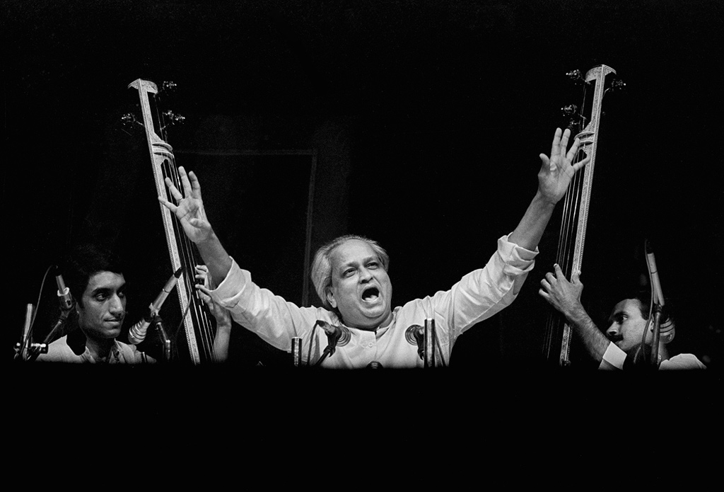 Pt. Kumar Gandharva