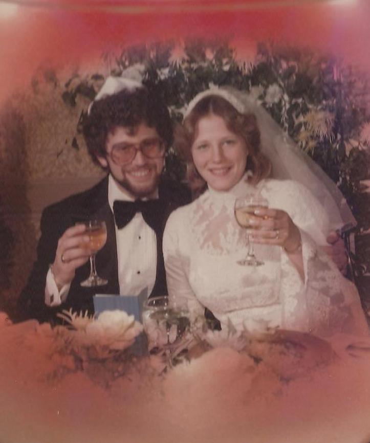 My Parents Wedding Day 1978