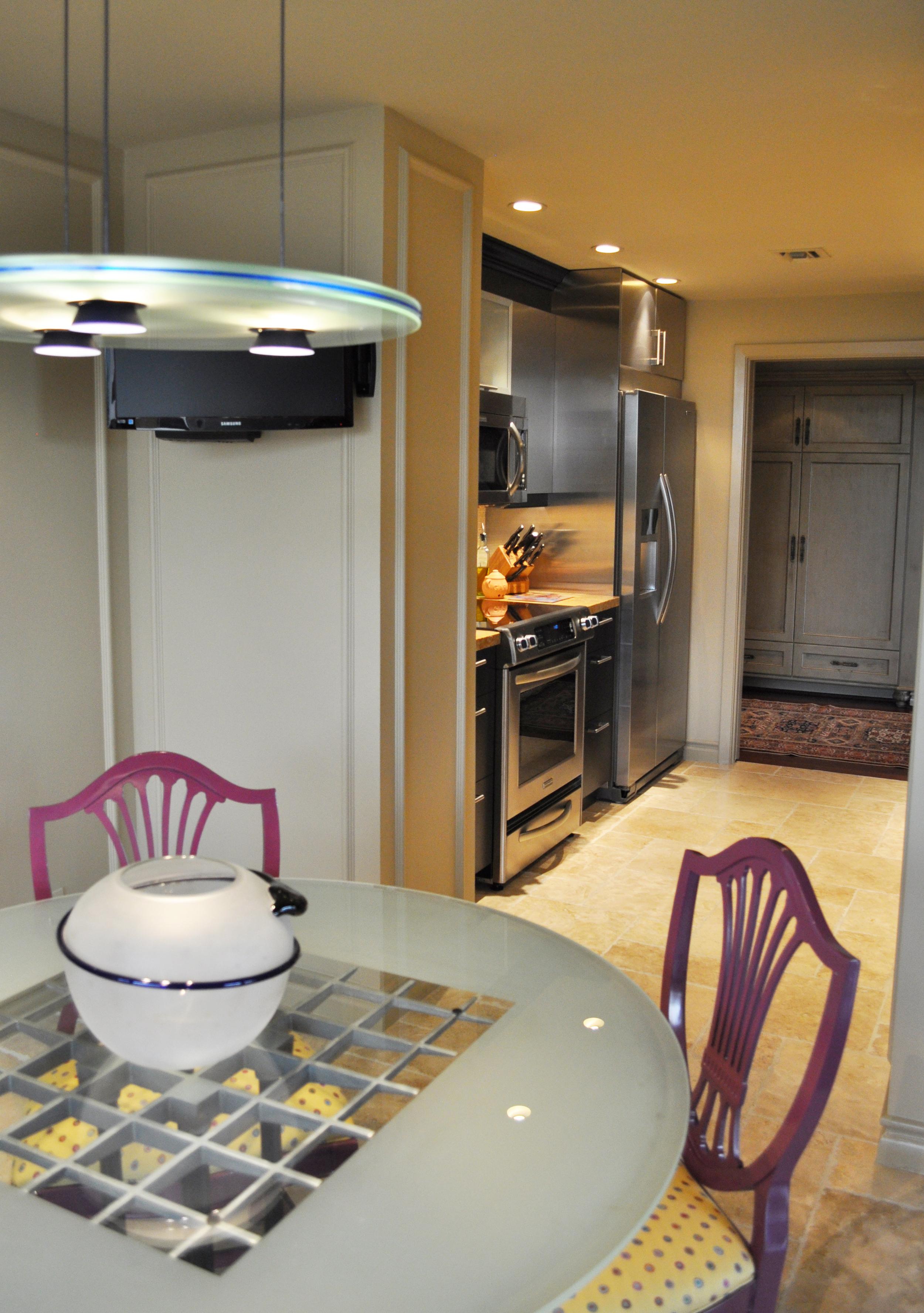 Jamie House Design Kitchen Remodel.