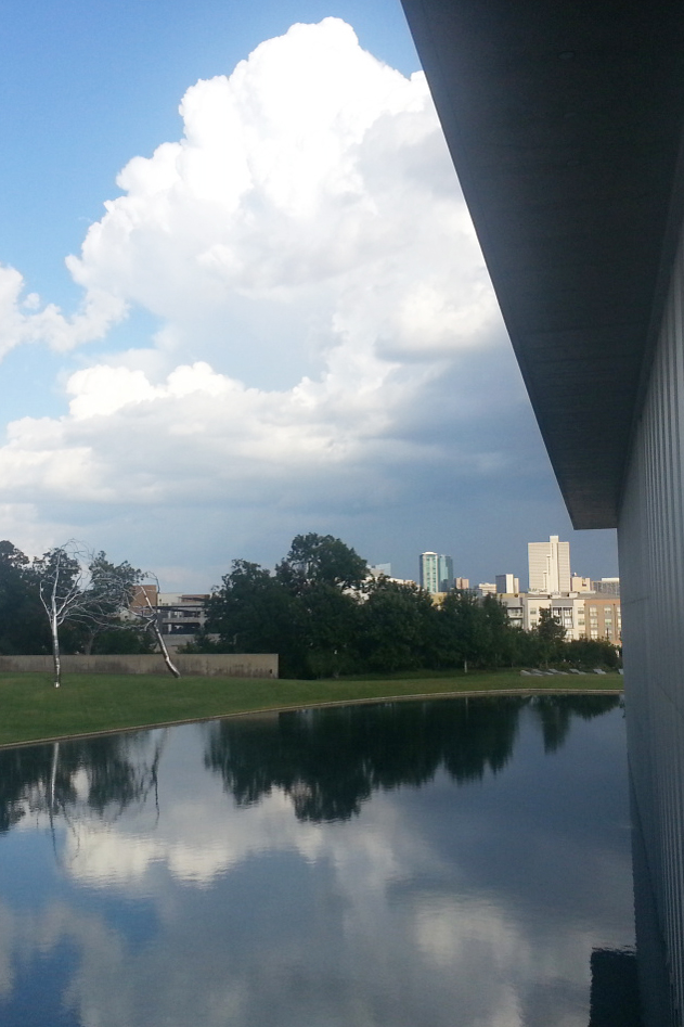 Fort Worth Modern Art Museum- Jamie House Design