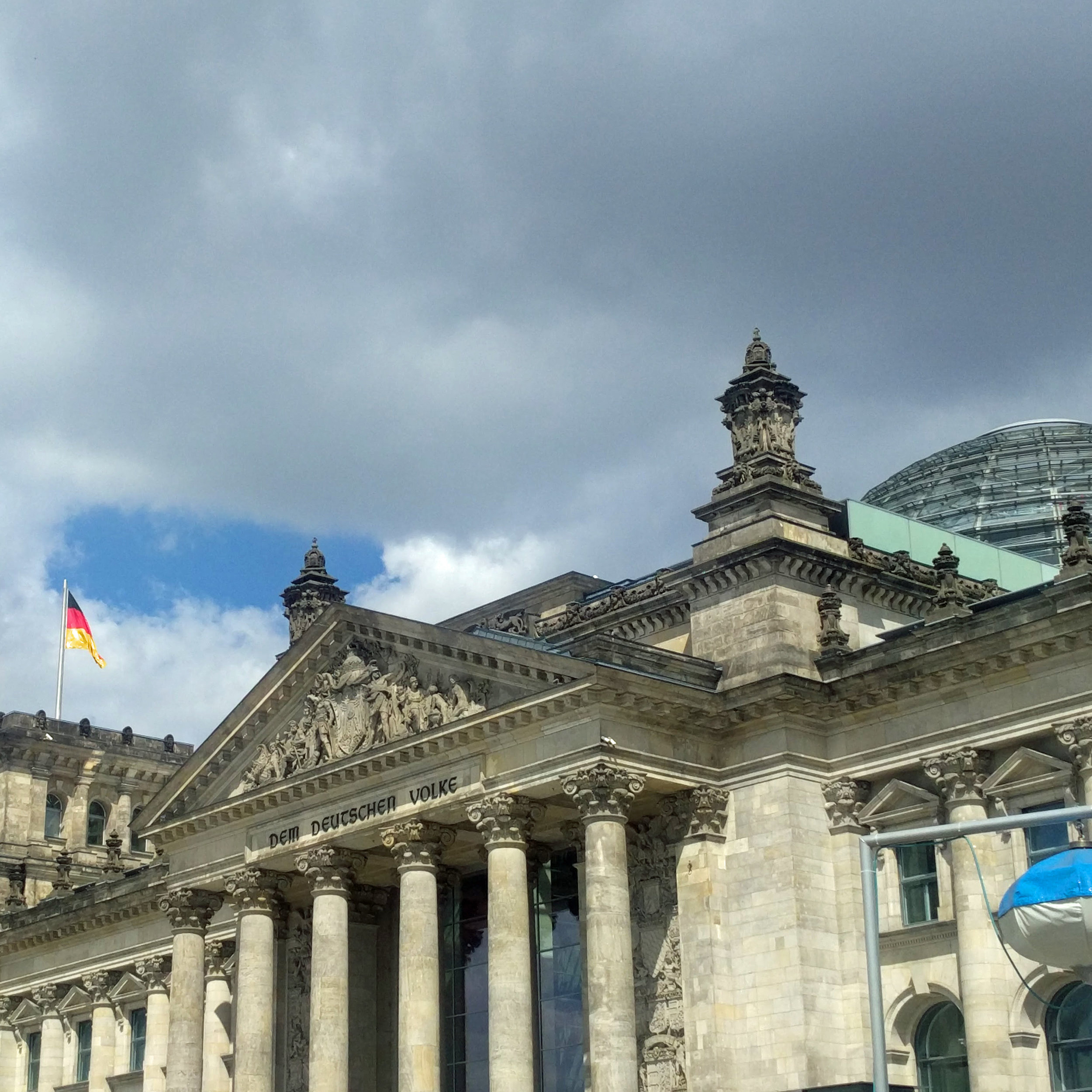 Reichstag Building in Berlin Germany. One year in Berlin. Jamie House Design. First year in Berlin.