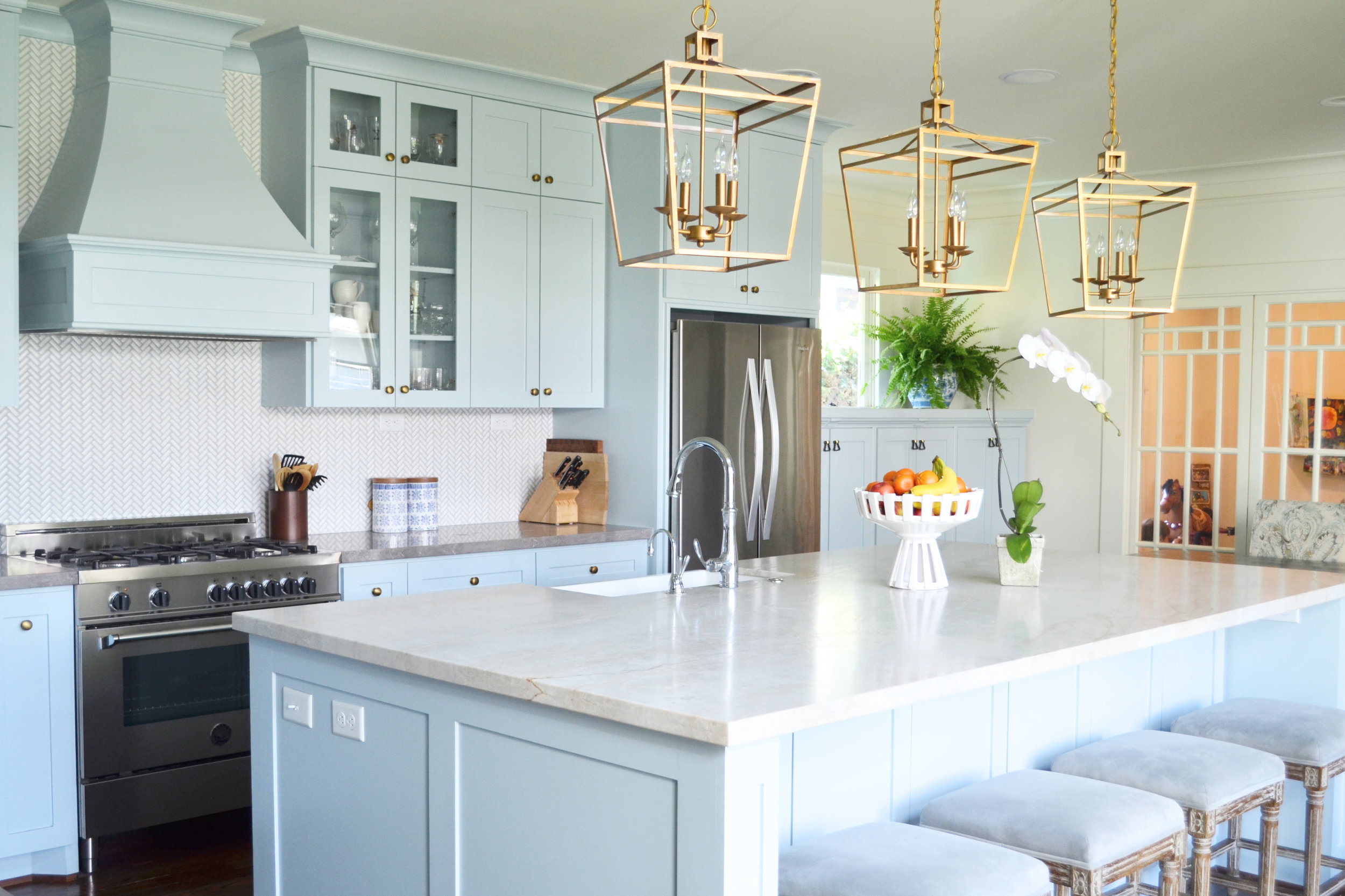 Kitchen :: USA  Jamie House Design