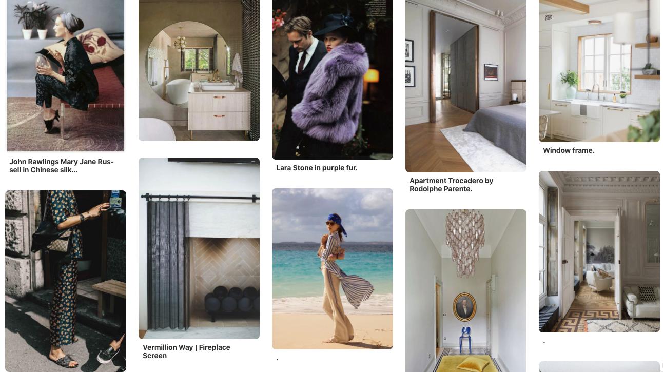 JHD Design School. Julia Molloy. Jamie House Design Brand Identity Inspiration Pinterest Board