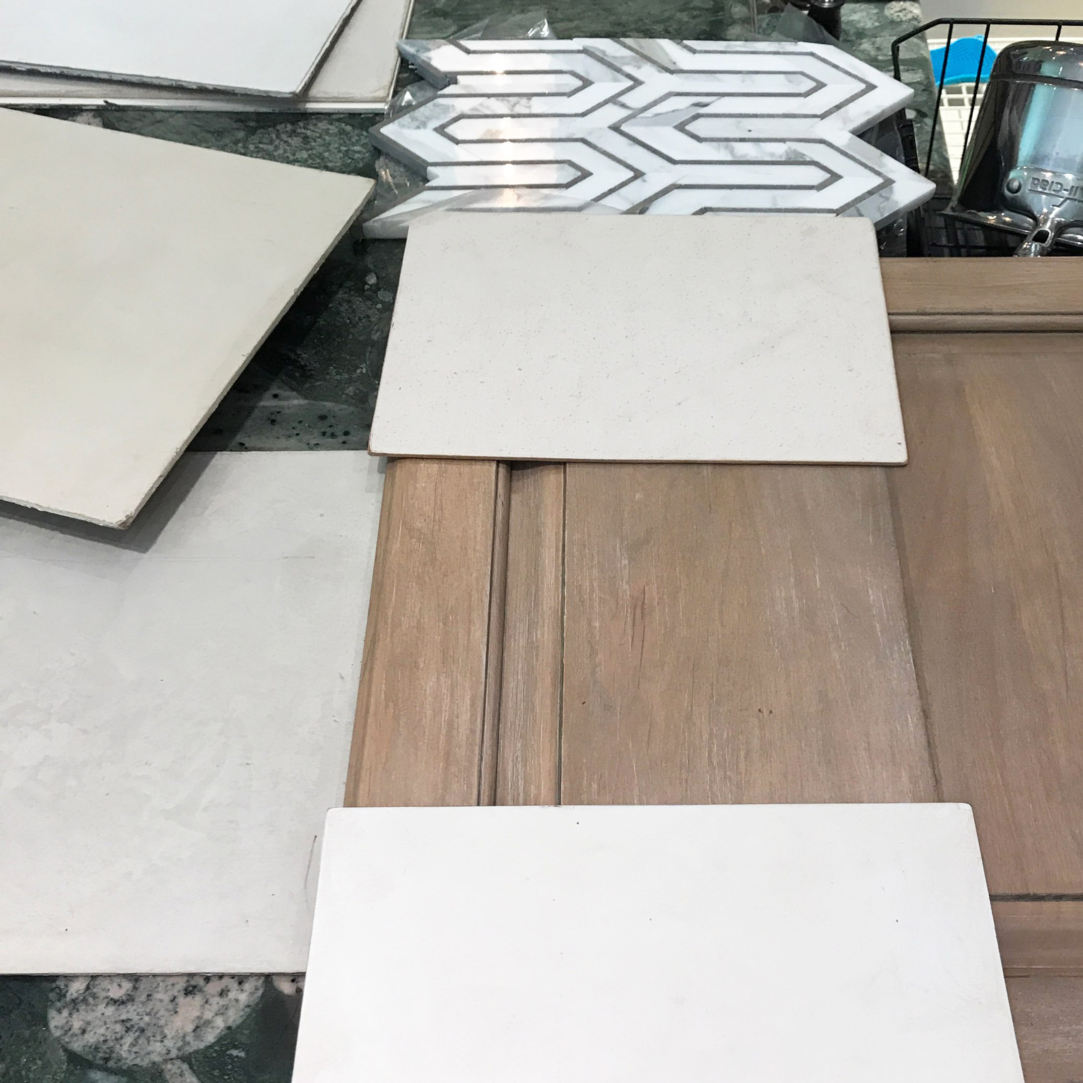 Designing From a Distance selecting materials for a Jamie House Design kitchen remodel