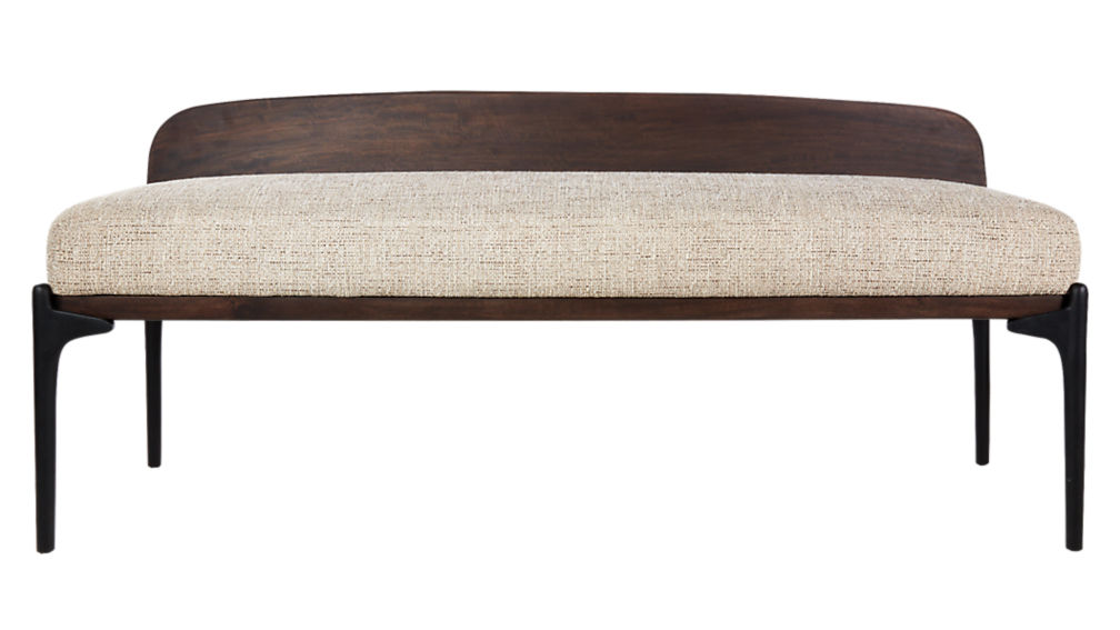 What I Would Buy- CB2 Furniture Edition by Jamie House Design- Castafiore Bench