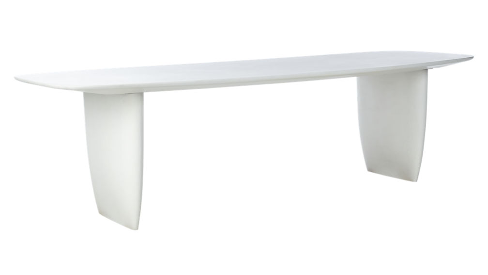 What I Would Buy CB2 Furniture Edition by Jamie House Design- Bordo XL Dining Table