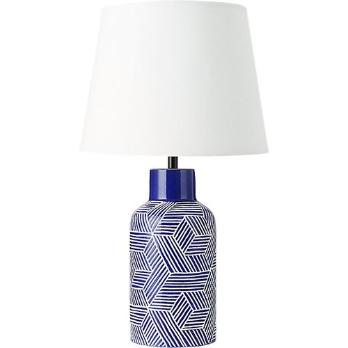 What I Would Buy CB2 Accessories Edition by Jamie House Design- Santorini Table Lamp