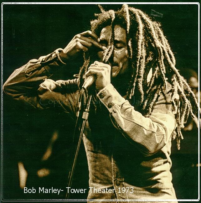 Bob Marley (Tower Theater)