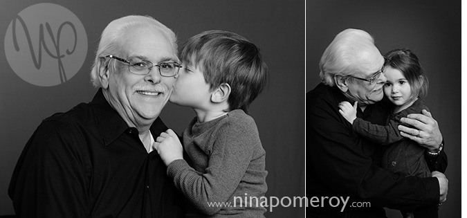 grandparent studio portraits ninapomeroy.com