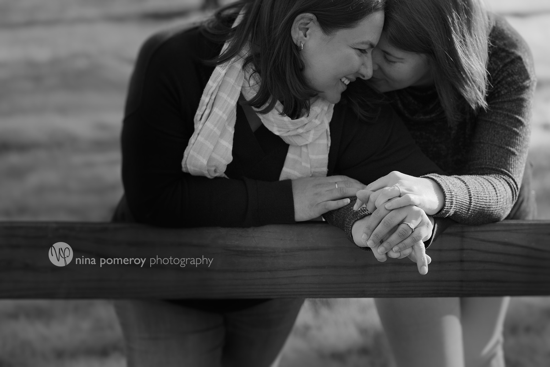 Gay Engagement Portrait Photography by Nina Pomeroy in San Ramon