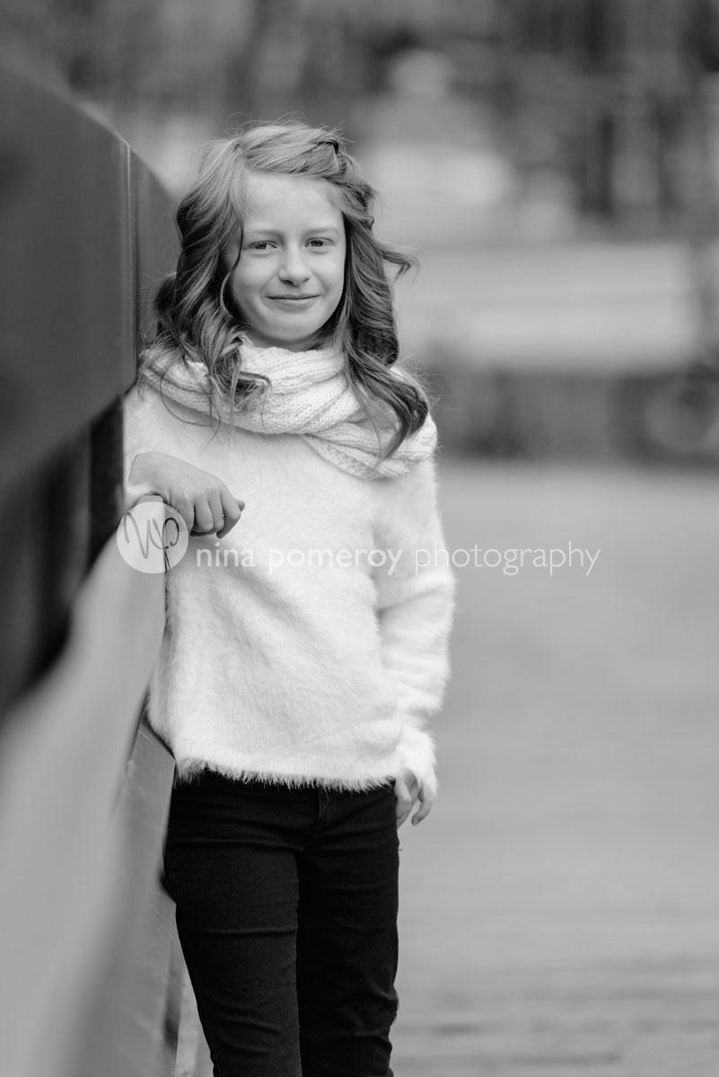 kids portraits black and white in walnut creek by san francisco photographer nina pomeroy