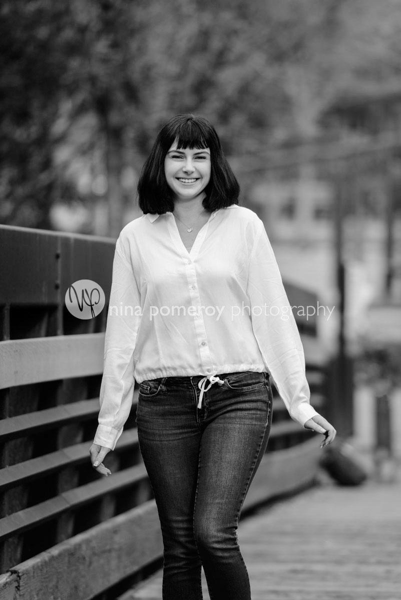 teen portrait black and white in walnut creek by san francisco photographer nina pomeroy.jpg