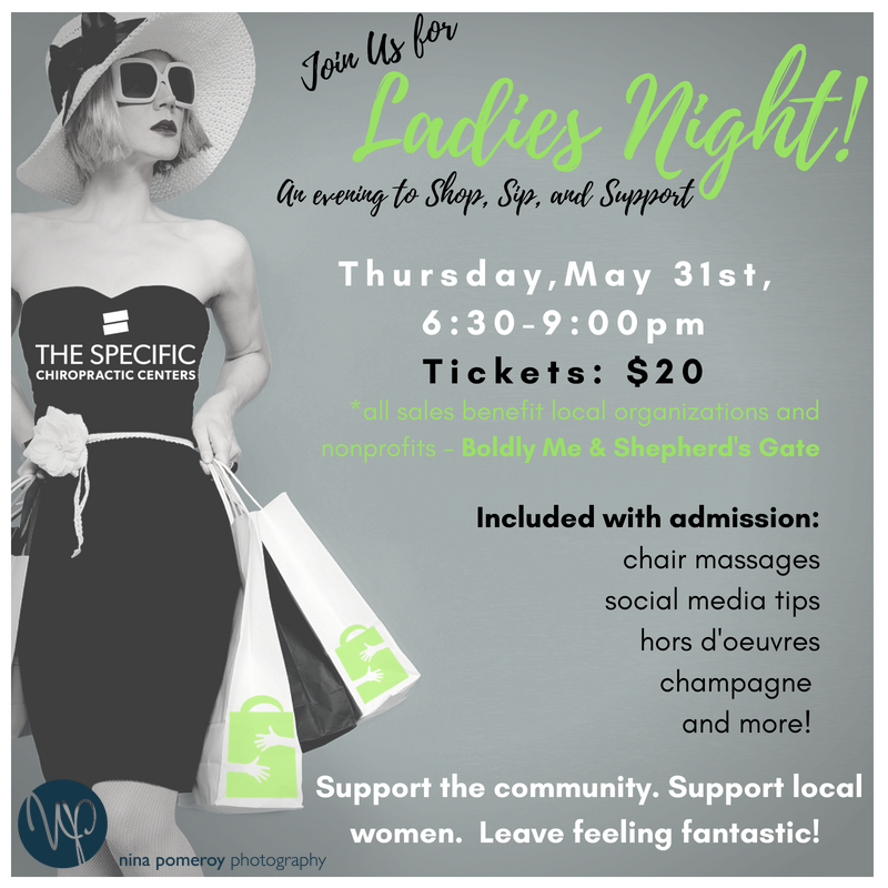 Ladies Night Charity Event, East Bay California