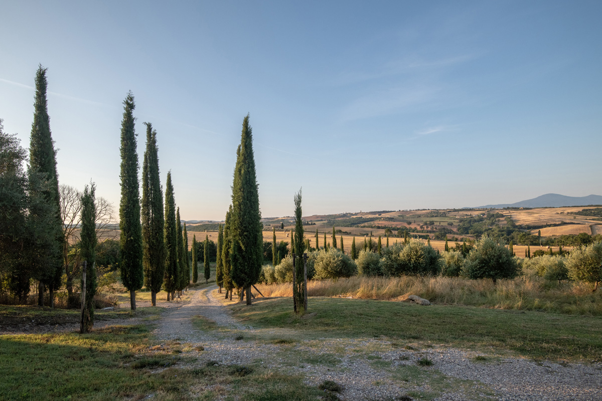 Tuscan Villa Property Photography