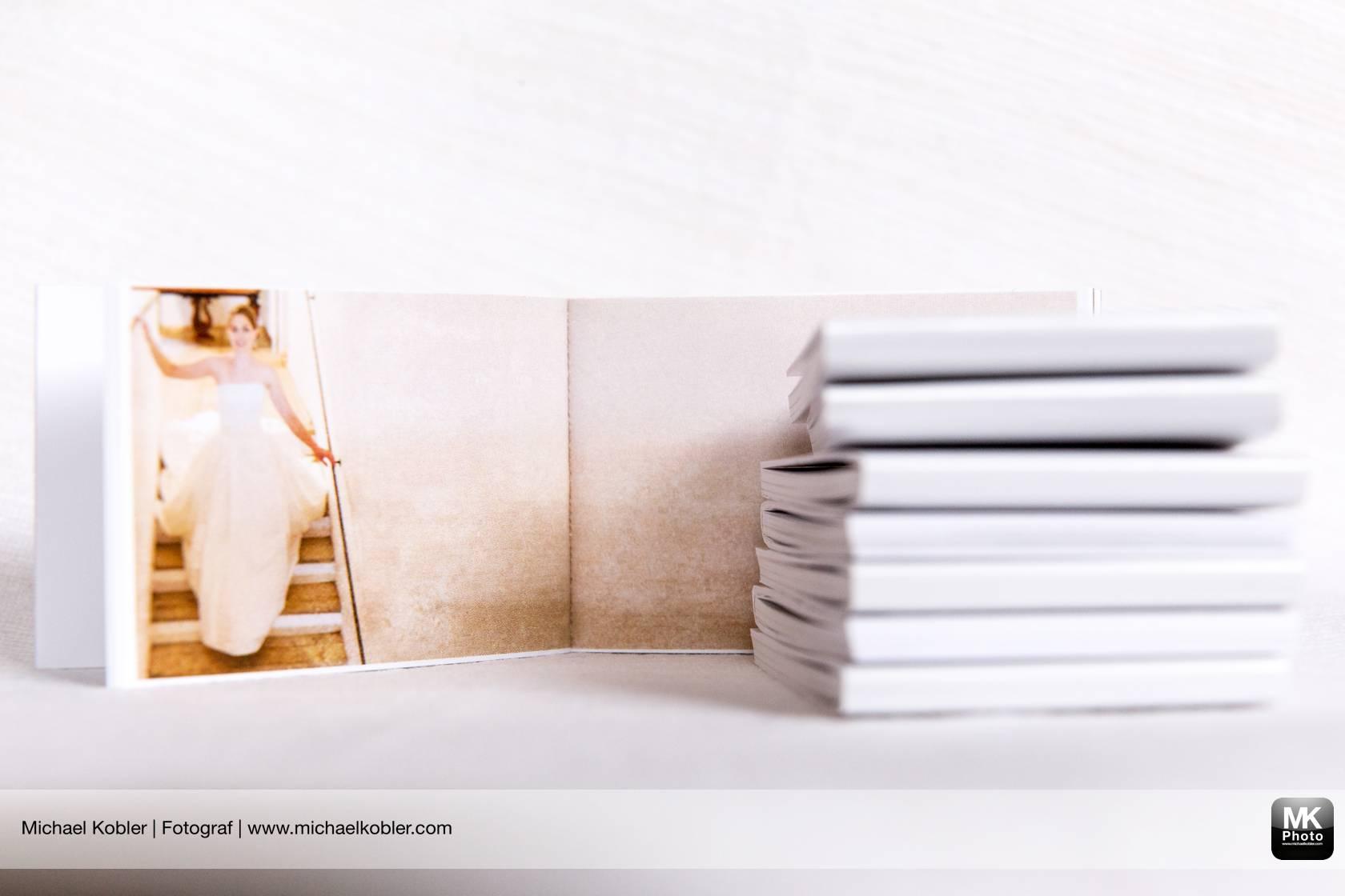 Mini-Hochzeitsalben | Small is beautiful