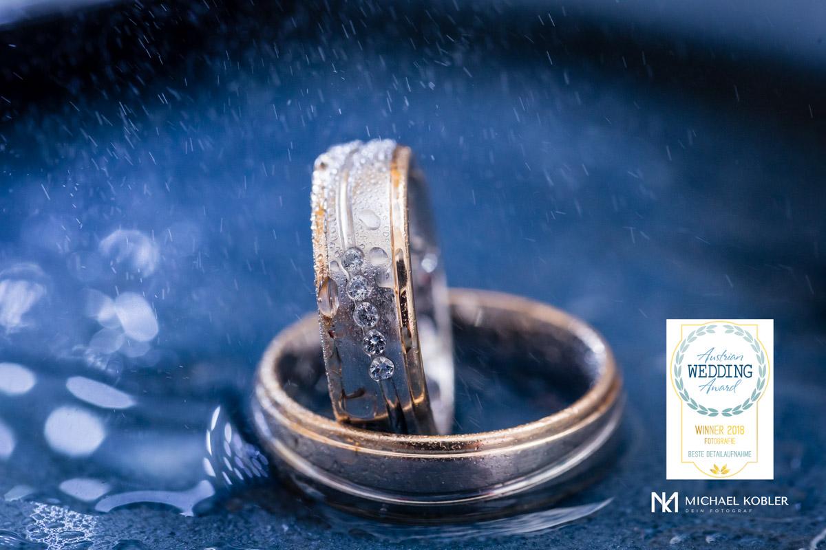 "Siegerbild Kategorie ""Beste Detailaufnahme"" | Austrian Wedding Award 2018"