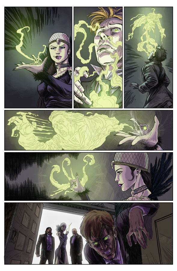Gutter Magic (IDW)