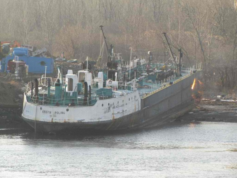 Silva Bobby Kristin Poling being scrapped 1.jpg