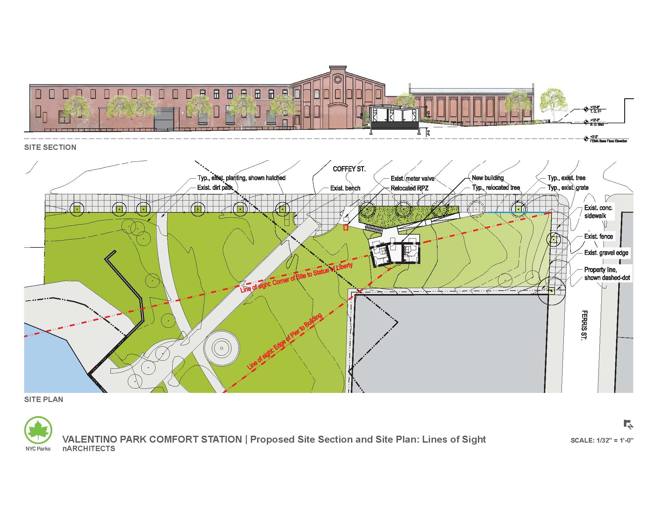 From Parks Department PDF. See link at left for full PDF.