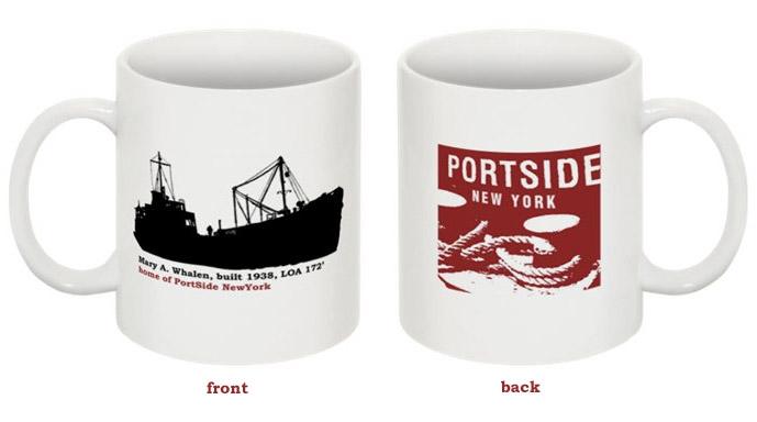 $75 donation - Mary A. Whalen coffee mug