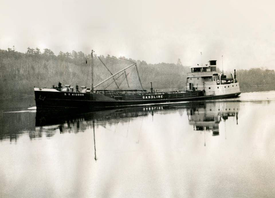 S.T. Kiddoo  Kennebec river 1949.jpg