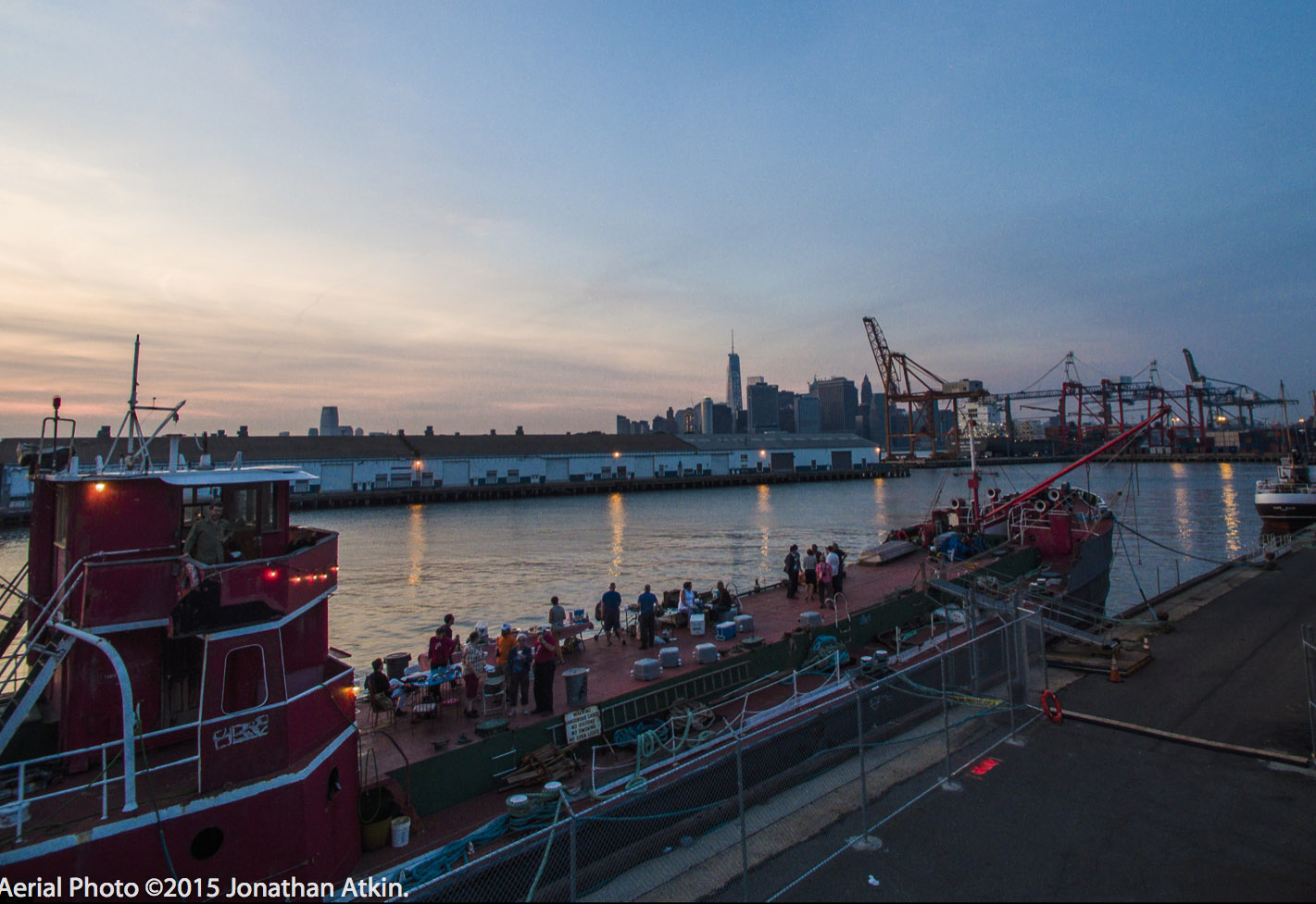 great views from our ship mary a. whalen