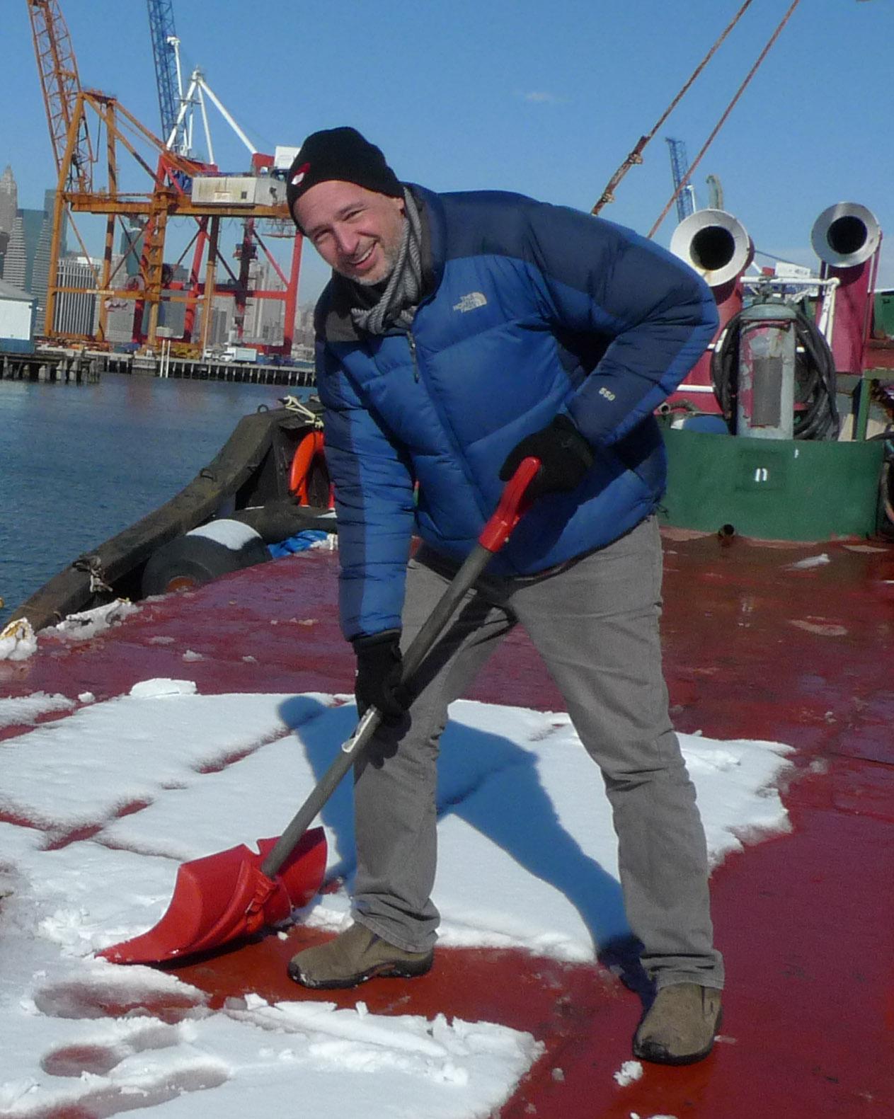 160209 David Levine shovelling snow (1) crop.jpg