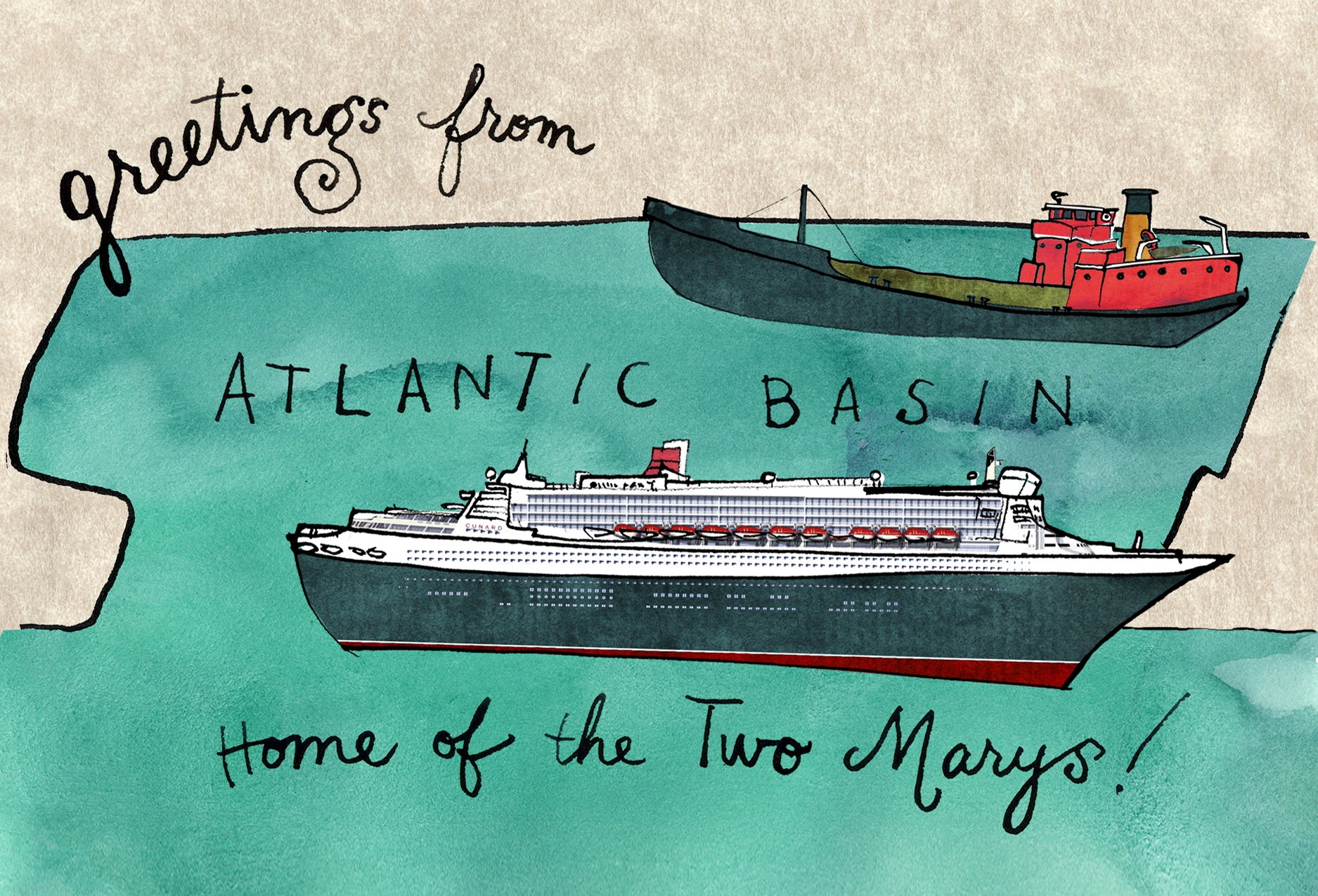 QM2+Mary Whalen postcard by bowsprite.jpg