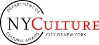 """""THIS PROGRAM IS SUPPORTED, IN PART, BY PUBLIC FUNDS FROM THE NEW YORK CITY DEPARTMENT OF CULTURAL AFFAIRS IN PARTNERSHIP WITH THE CITY COUNCIL."""