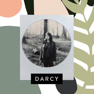 - See Darcys work here...