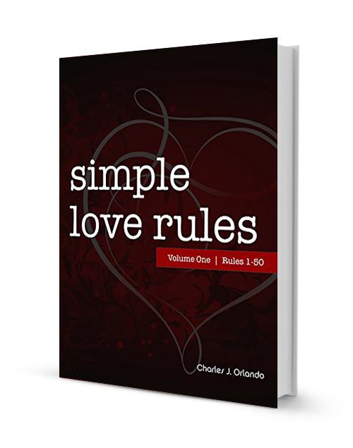Simple Love Rules  Pithy thoughts on love and how to look at life, relationships, and yourself differently.