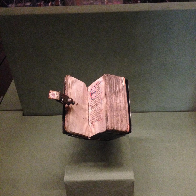 A Pocket size Magna Carta! So cute!