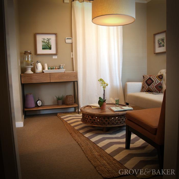 Grove & Baker | Lounge Area