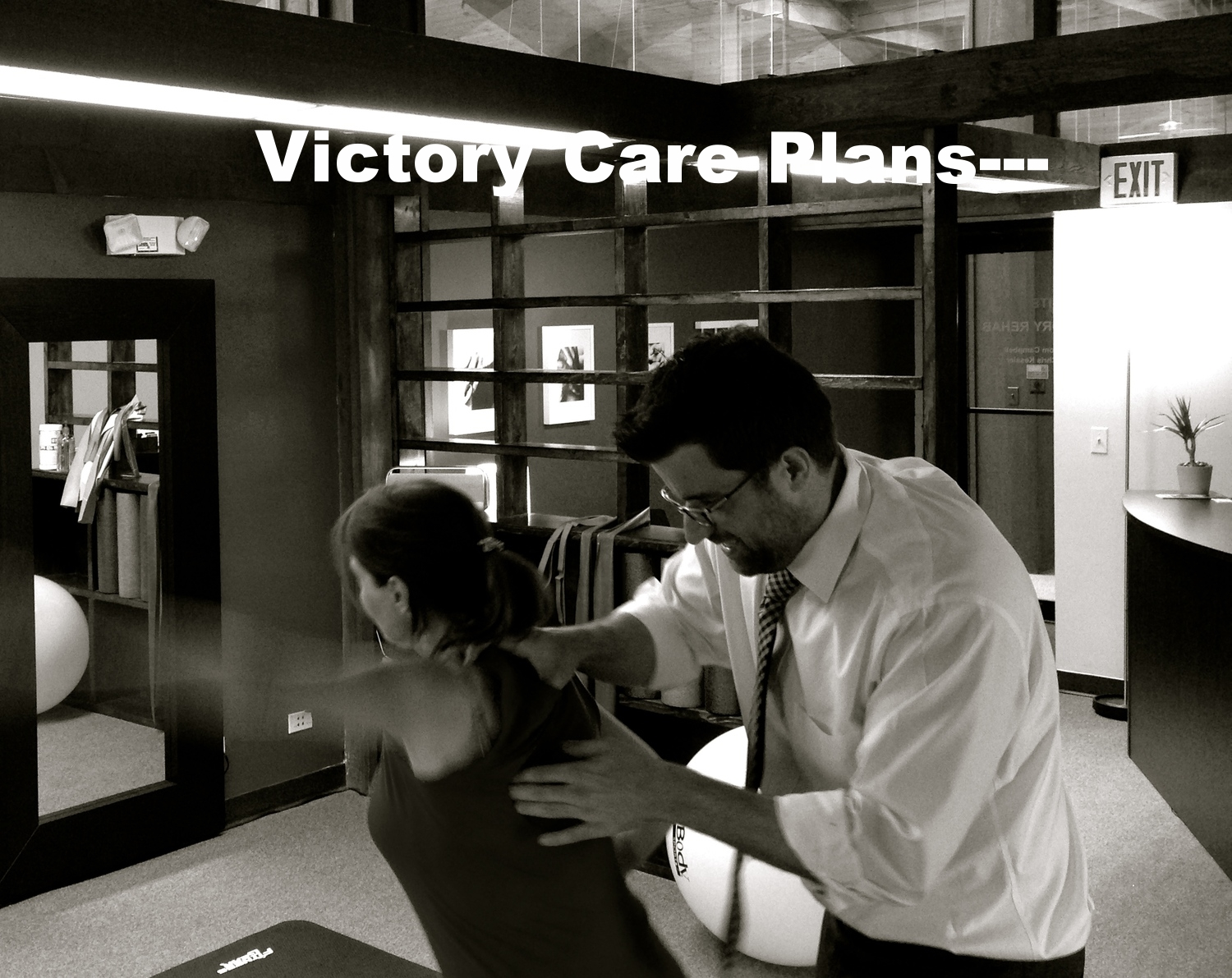 Our care plans at Victory Rehab are designed with your goals in mind. Click on picture to find out more.
