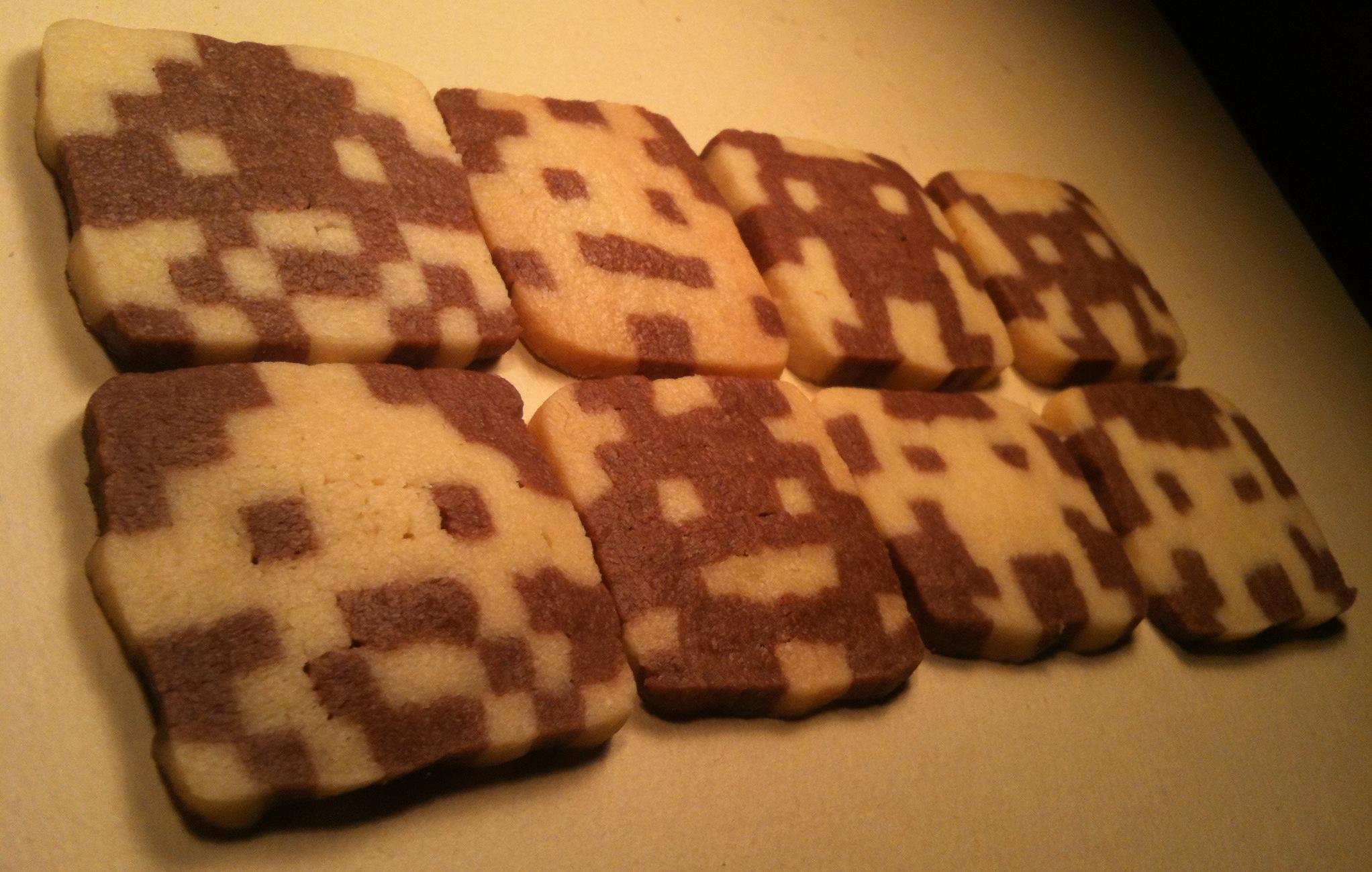 64 bits de mantequilla