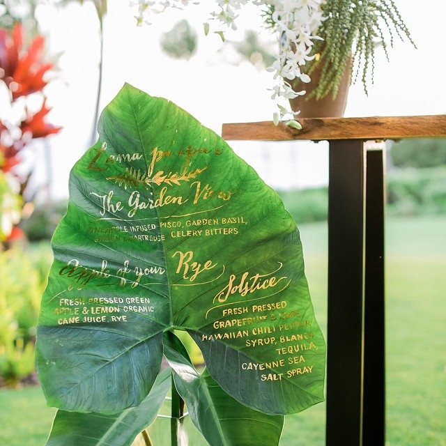 Bar menu on leaf.jpg